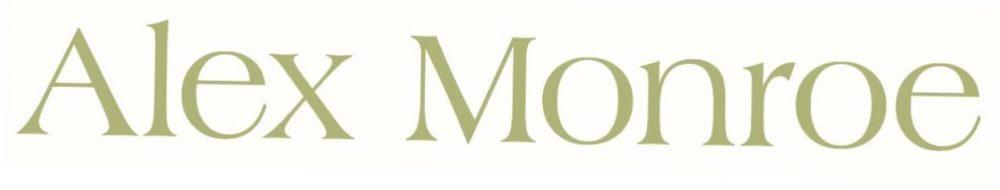 Alex Monroe Jewellery Logo   Onwards and Up