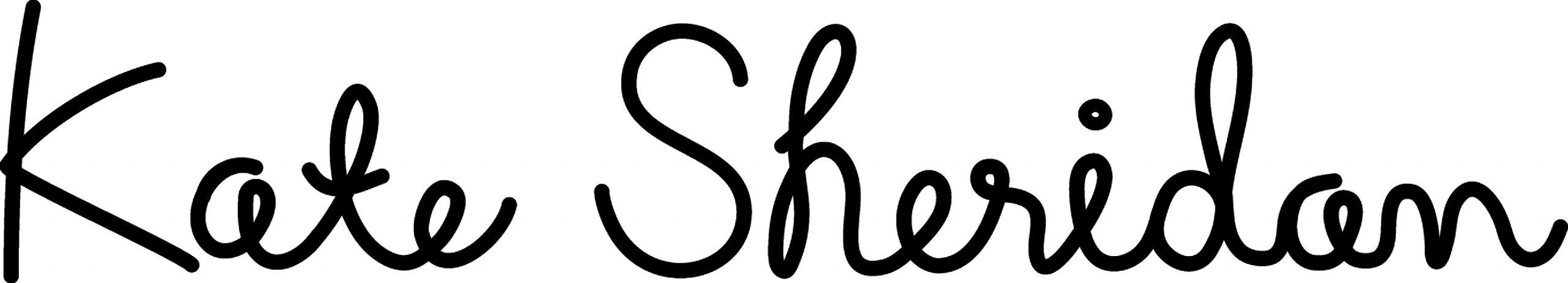 Kate Sheridan London logo | Onwards and Up