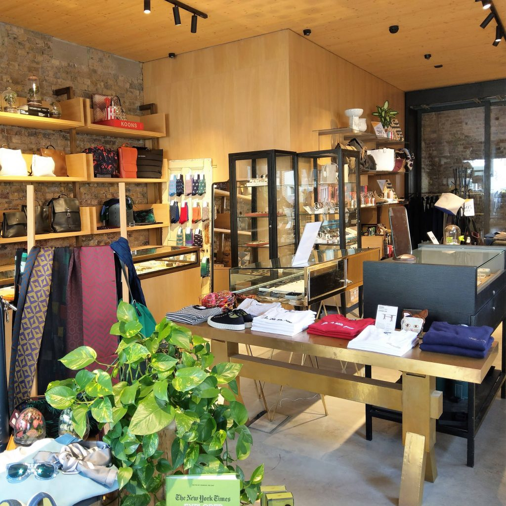 aria one six eight concept fashion store | Onwards and Up
