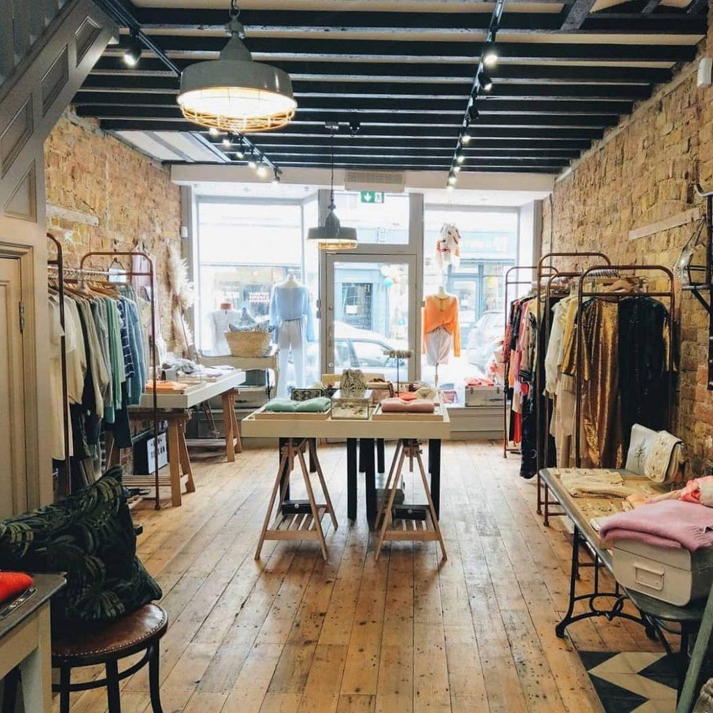 Buba London Multibrand Store London | Onwards and Up