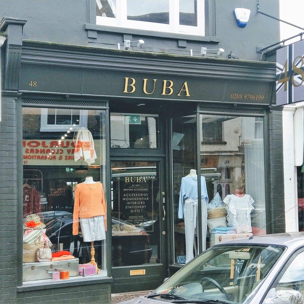 Buba London Fashion store London | Onwards and Up