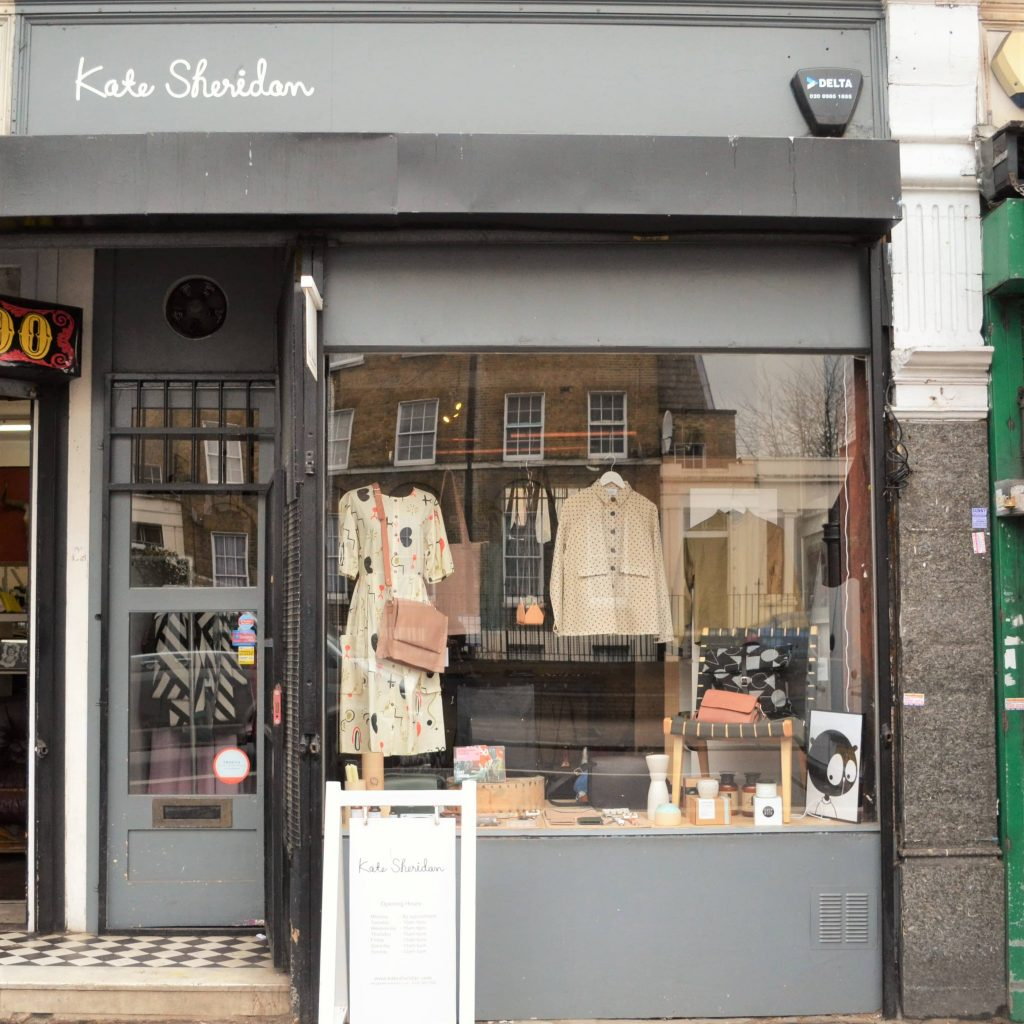 kate sheridan Fashion store East London | Onwards and Up