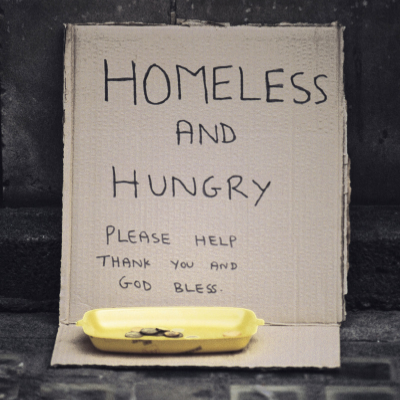 How to Eradicate Homelessness | Onwards and Up