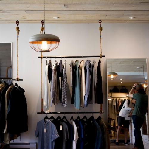 Chinese Fashion retail market