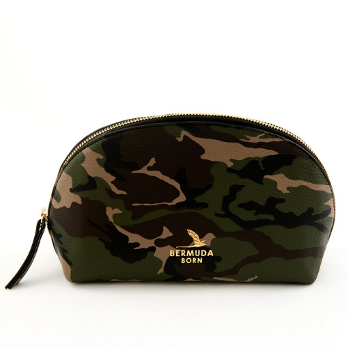 Camouflage Clutch Bag Bermuda Born | Onwards and Up