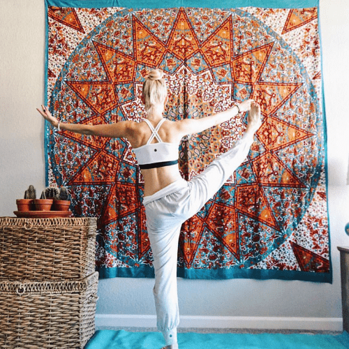 Chaykra Yoga and loungewear | Onwards and Up