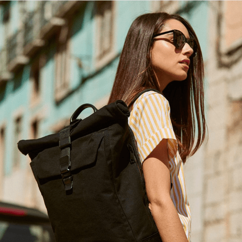 Knomo Bags | Onwards and Up London