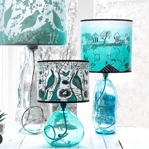 Lush Designs Lampshades | Onwards and Up