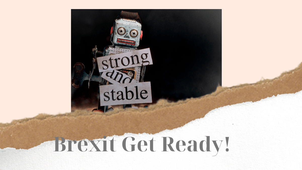 Brexit small business checklist | Onwards and Up