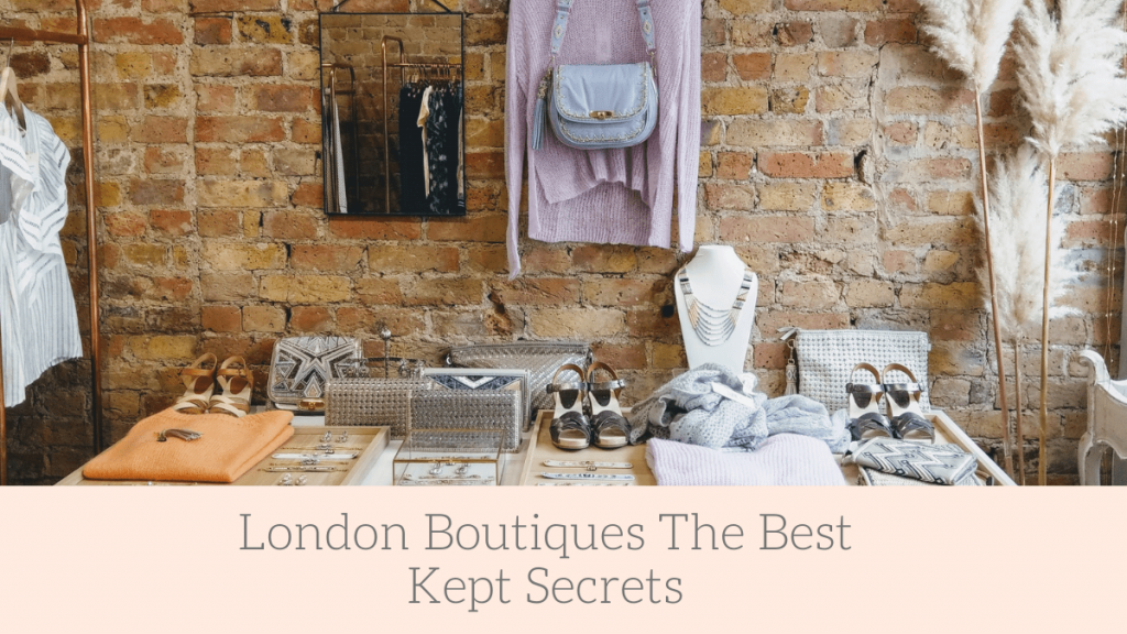 London Boutiques Top 5 Fashion Stores Review | Onwards and Up