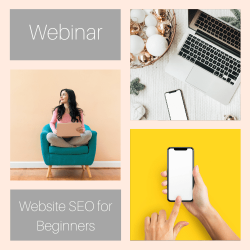 Webinar: Website SEO for beginners | Onwards and Up