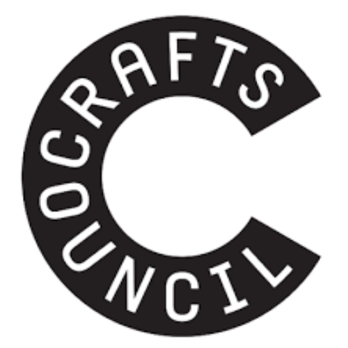 The Crafts Council Logo | Onwards and Up