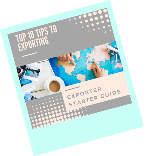 Export starter Guide | Onwards and Up