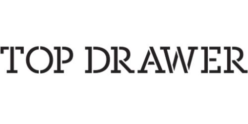 Top Drawer Logo | Onwards and Up