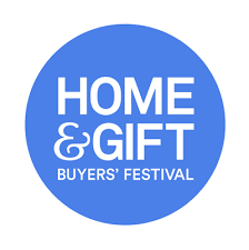 Home and Gift buyers Festival logo   Onwards and Up